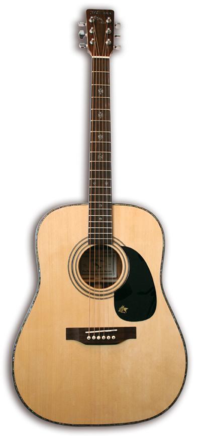 Mcbrides ARAINN Acoustic Guitar