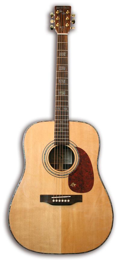 Mcbrides ACHILL Acoustic Guitar