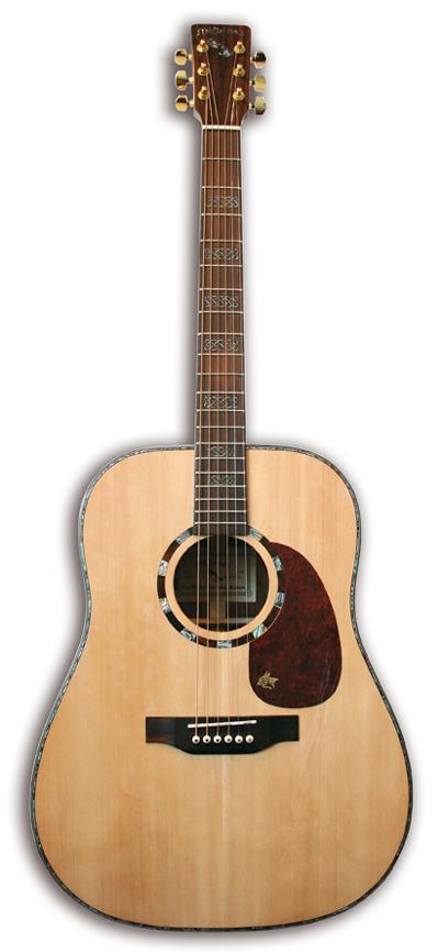 Mcbrides SHERKIN Acoustic Guitar