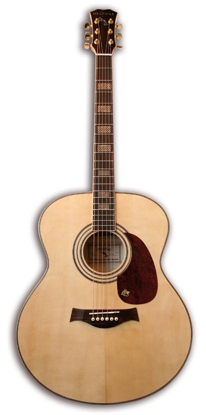 Mcbrides SKELLIG Acoustic Guitar