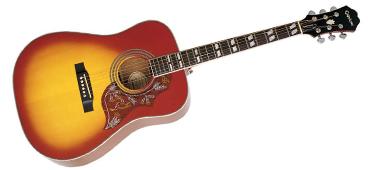 Epiphone Hummingbird Electro Acoustic