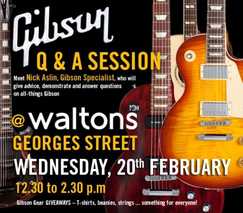 Gibson-QnA-FEB2013