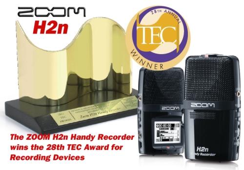 Zoom-H2n-Winner