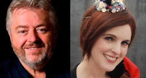 Bill Whelan & Julie Feeney 1
