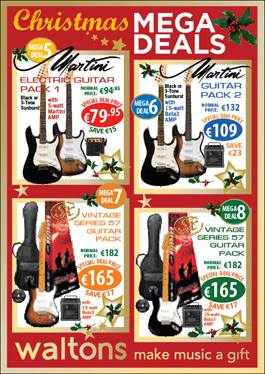 More mega Christmas deals