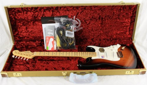 Fender US 60th Commemorative '54 reissue Strat-2