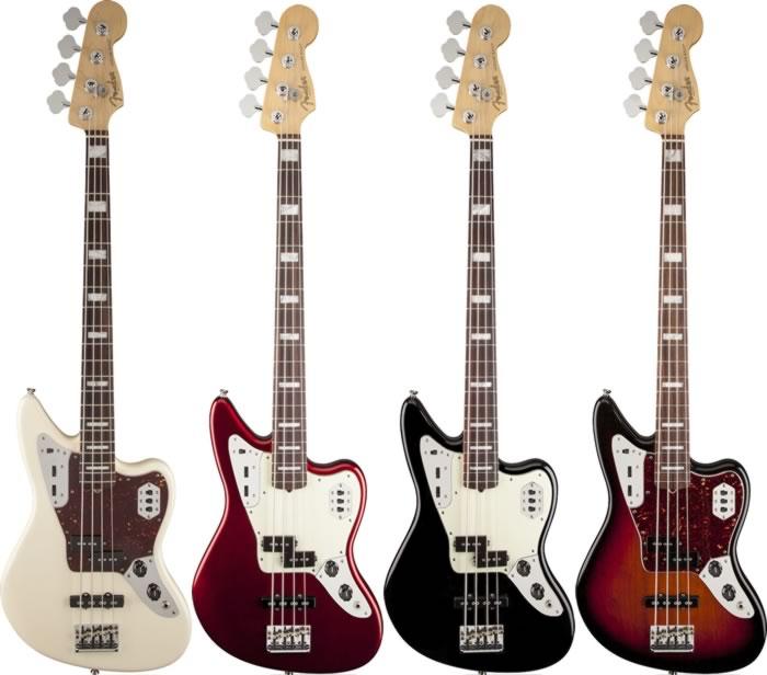 fender announces new american standard jaguar bass waltons music blog. Black Bedroom Furniture Sets. Home Design Ideas