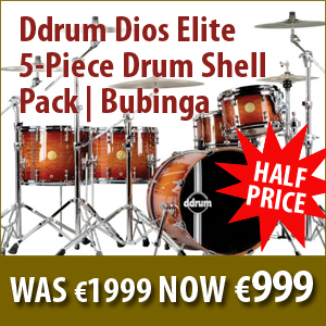 DDRUM DIOS ELITE 5-PIECE