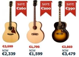 Gibson-Acoustics-Sale